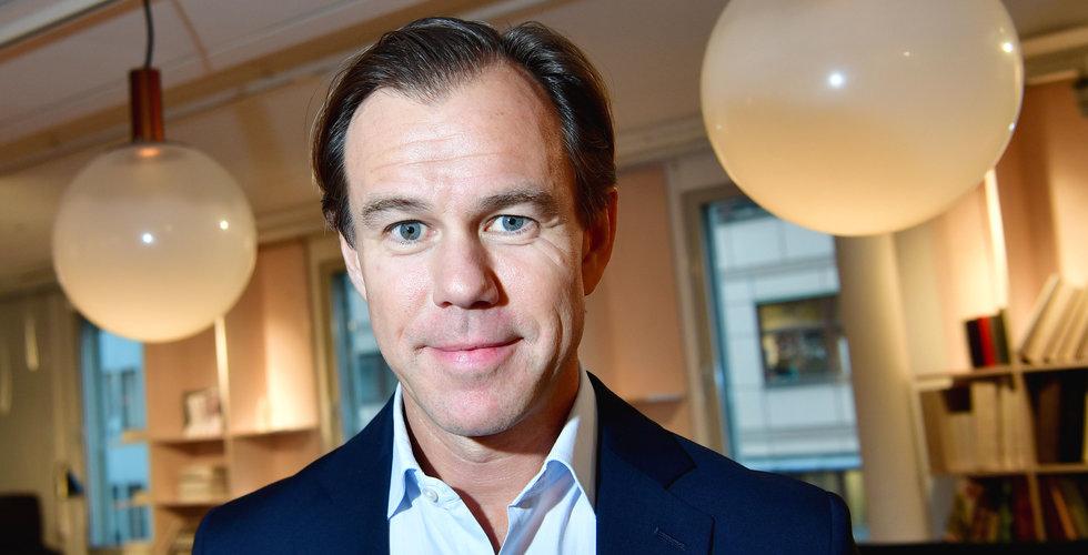 Karl-Johan Persson ökar sina investeringar i startupsektorn
