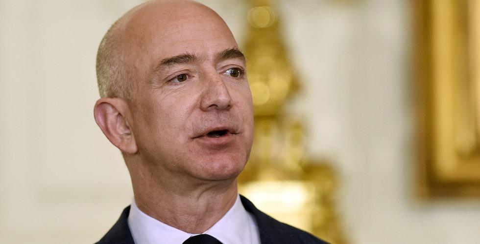 Jeff Bezos uppger att arbetet med Blue Origin är det viktigaste han gör