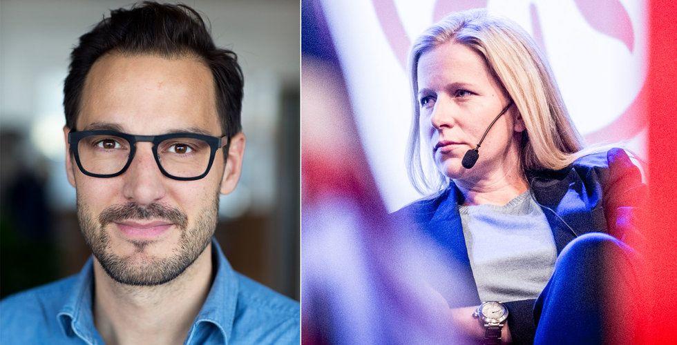 Breakit - Därför lånar Cristina Stenbeck ut pengar till Kinneviks nye vd Georgi Ganev