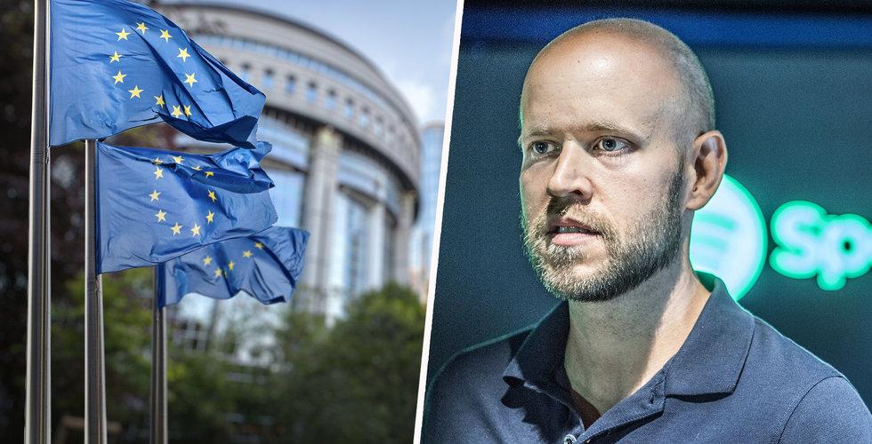 Ny skatt hotar Spotify – så tänker de svenska politikerna rösta