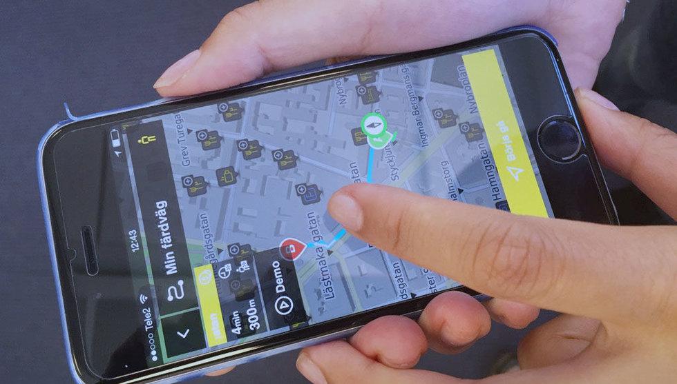 Breakit - Eniro tar upp kampen mot Google i slaget om den bästa kartappen