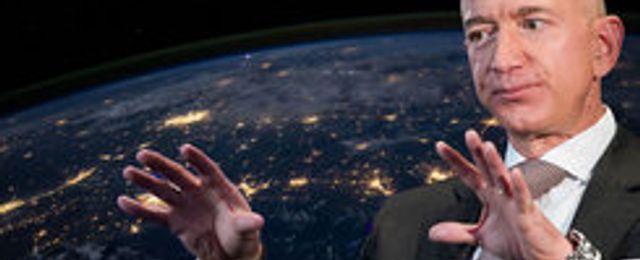 Amazon får godkännande för uppskjutning av satelliter