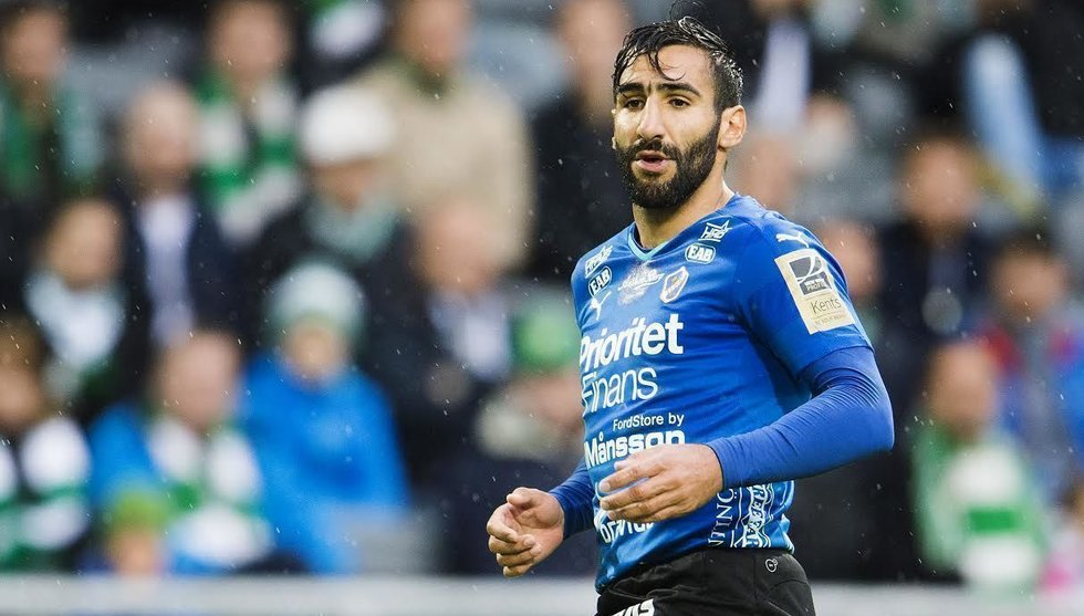 Ali Khan lockar svenska stjärnor till sitt digitala nätverk Sportlist