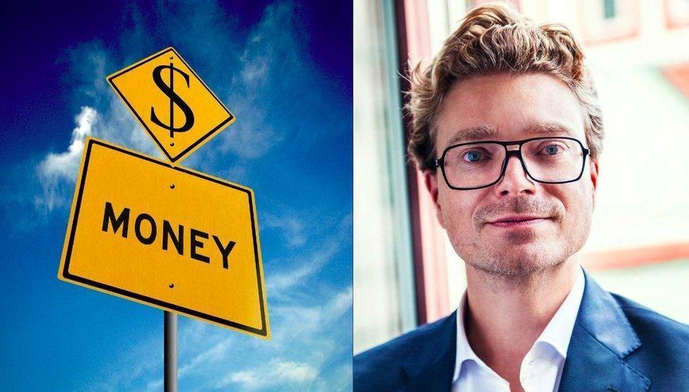 Miljardär startar investmentbolag – vill satsa på bolag som floppat