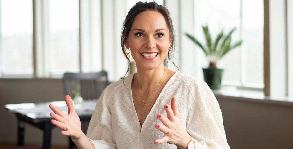 Charlotte Berg tar det 25-åriga Luleåbolaget Compodium till börsen
