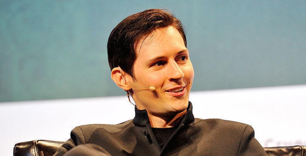 Breakit - Chattappen Telegram får in 6,7 miljarder i kryptoinvestering