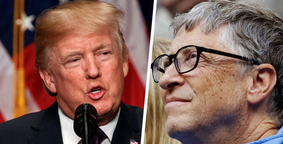 Breakit - Trumps reform kan ge techjättar skattechock