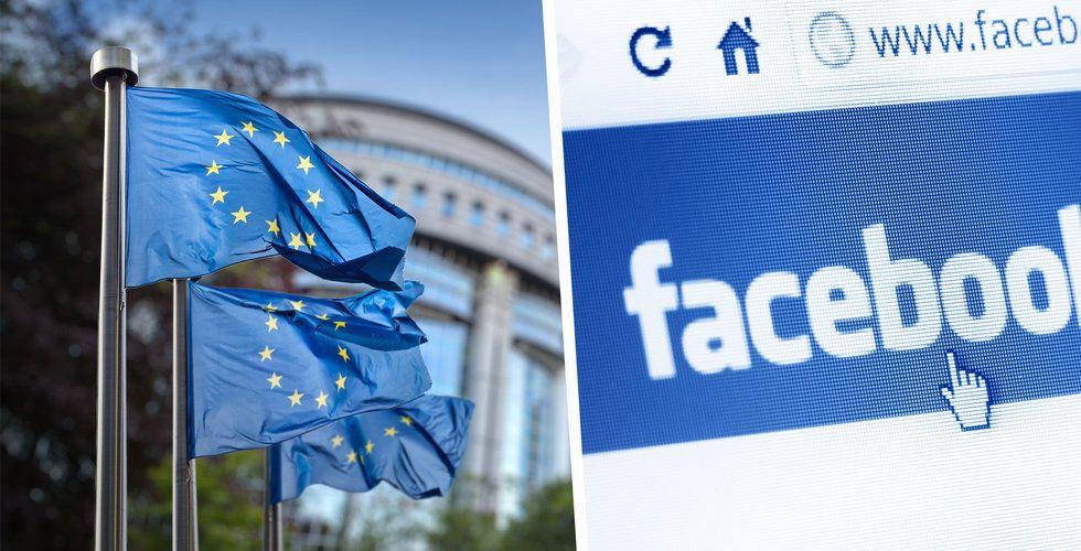 EU granskar hur Google och Facebook samlar in data