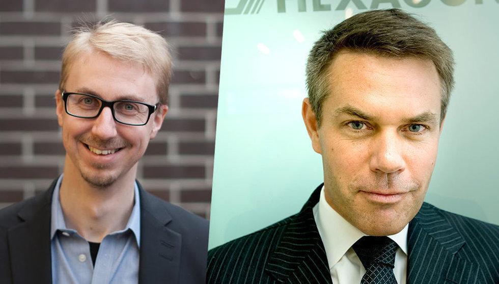 Breakit - Neo Technology tar in 320 miljoner - Ola Rollén blir storägare