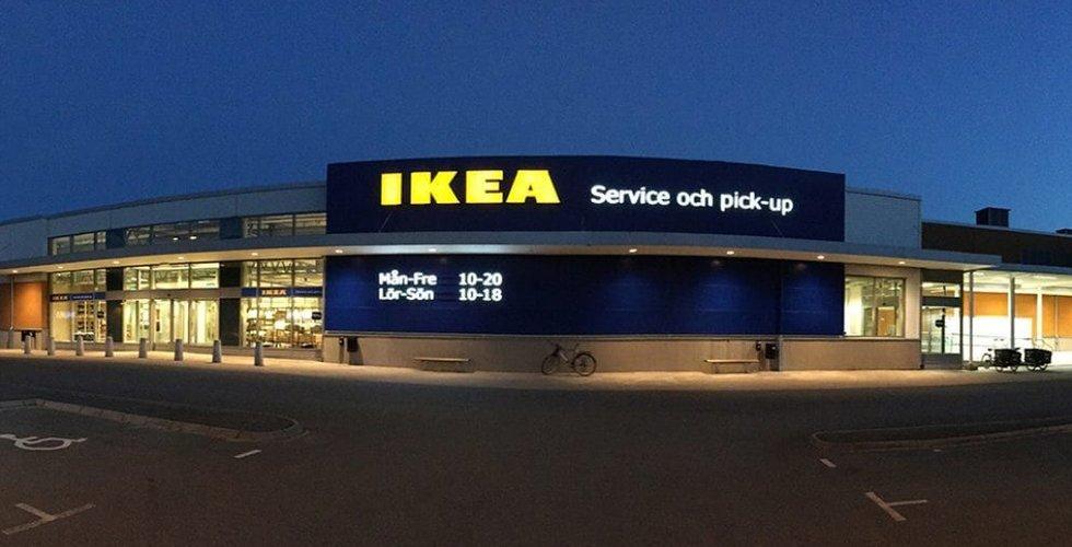 Ikea satsar på smarta hem