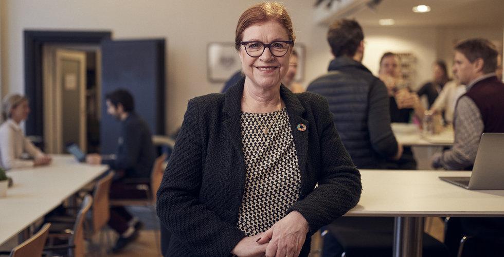 Cecilia Schelin Seidegård ny styrelseordförande i Min Doktor