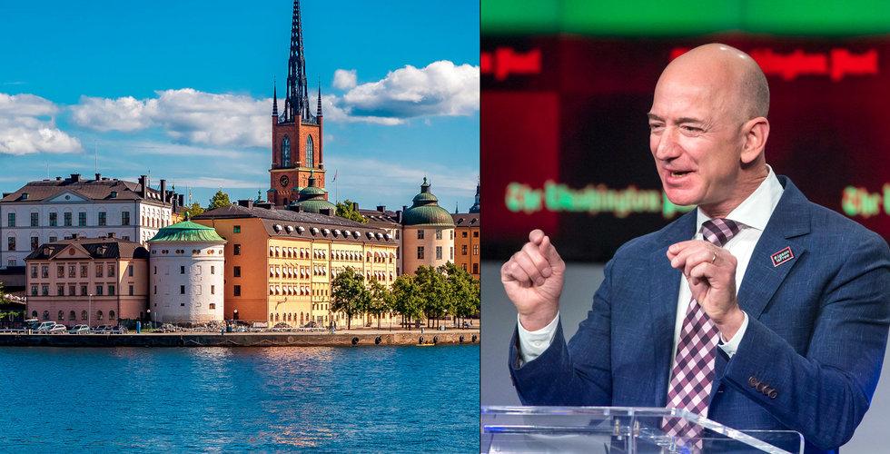 Nar Kommer Amazon Till Sverige Breakit