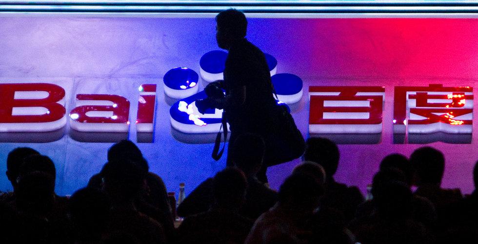 Baidu stämmer tidigare chef för ha stulit affärshemligheter om självkörande bilar