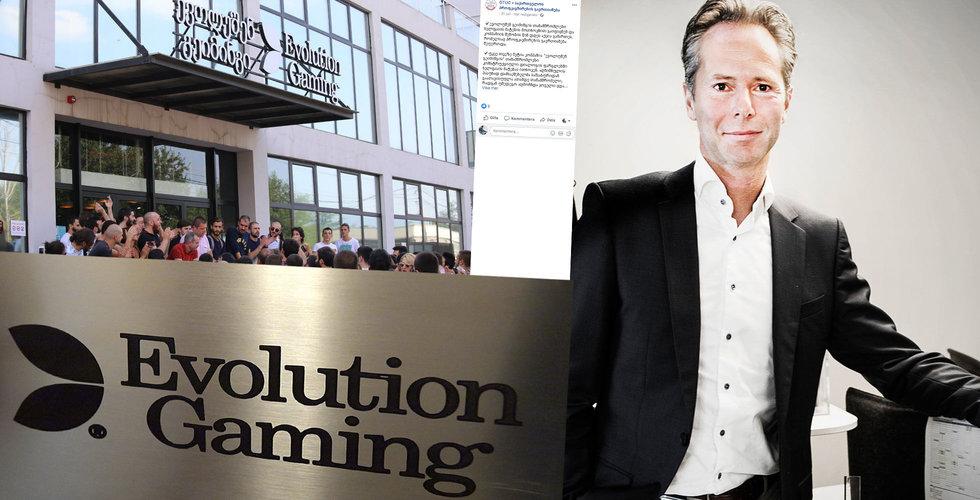 Strejkuppror på Evolution Gaming – 200 personer strejkar mot låga löner och insektsbett