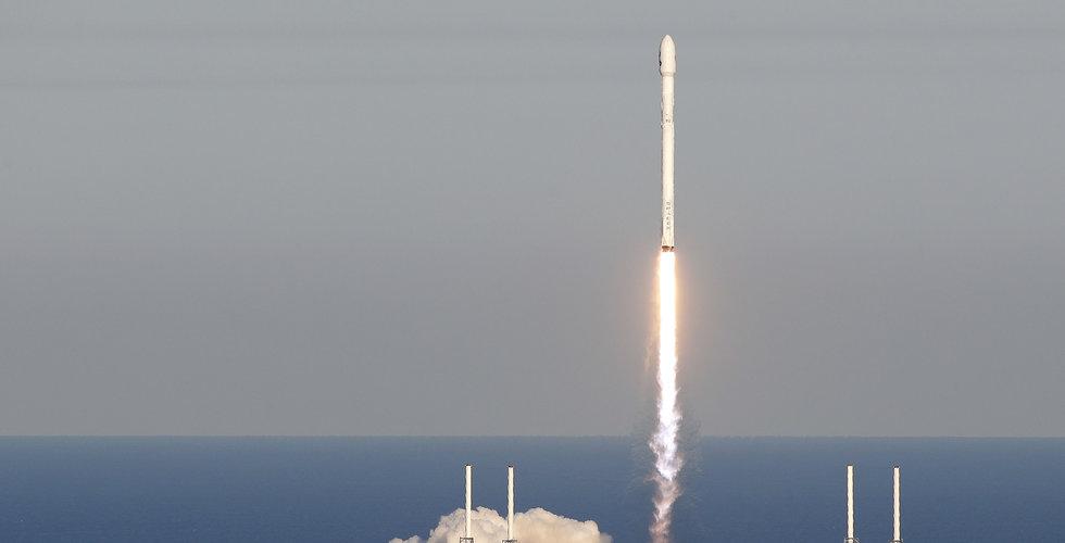 SpaceX och Arianespace skjuter upp raketer samtidigt – följ sändningen här