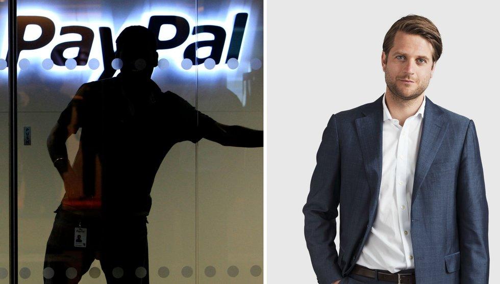 Breakit - Paypals tjuvtrick: Kommer att fasa ut rivalen Klarna från Tradera