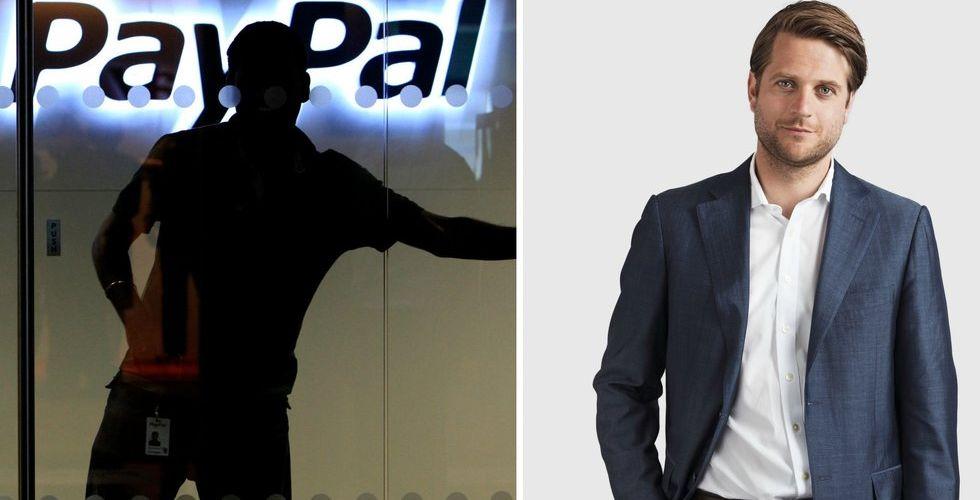 Paypals tjuvtrick: Kommer att fasa ut rivalen Klarna från Tradera