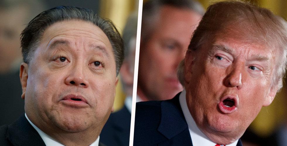 Trump stoppar Broadcoms försök att köpa upp Qualcomm