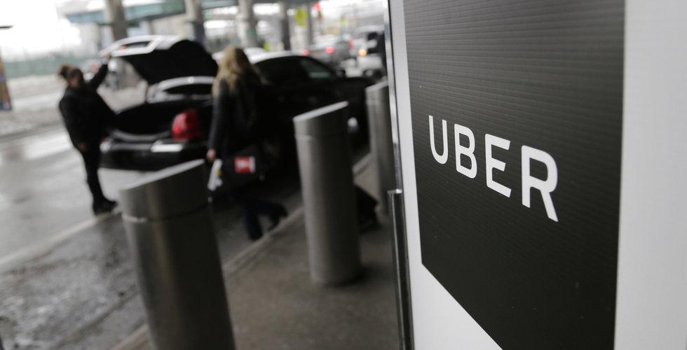 Breakit - Rekordvecka för Uber – trots turbulens i bolaget