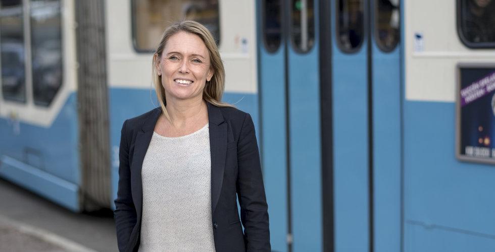 Breakit - Wallstreet Media tillsätter Sanna Kindmark som ny vd