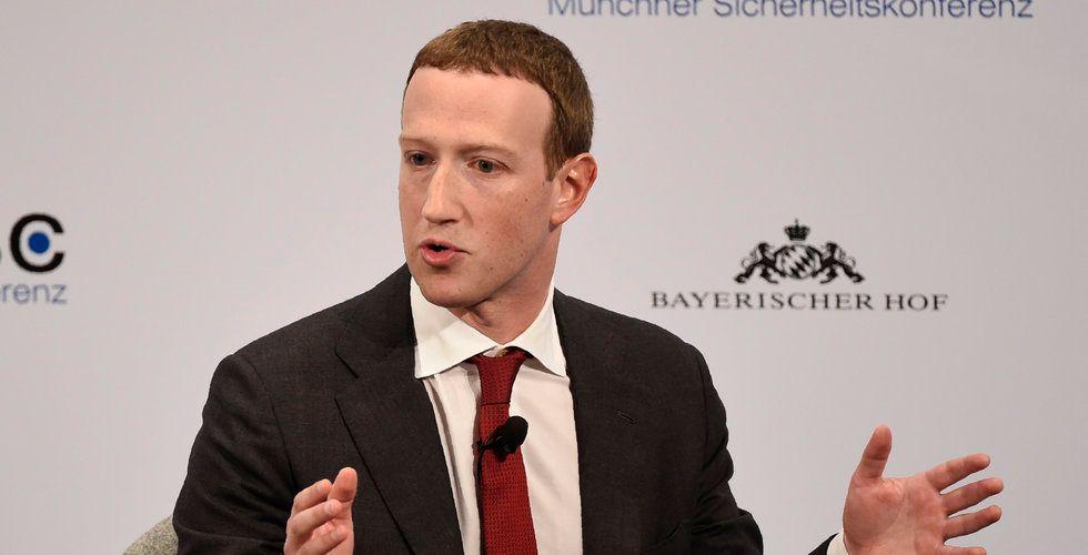 Facebook: Vaccinet kan påverka vår tillväxt