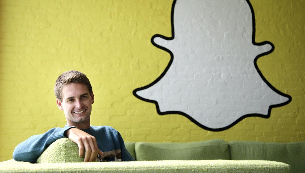 Breakit - Snapchat tar in 1,5 miljarder kronor - men värderingen står still