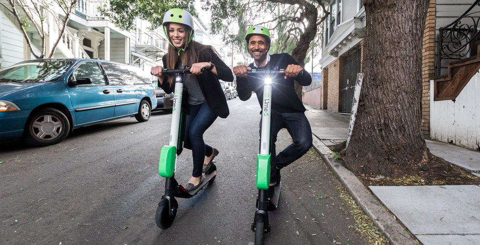 Lime satsar på abonnemang för elsparkcyklar