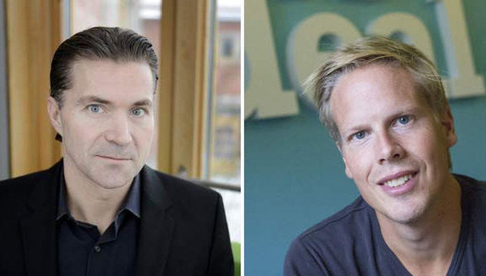 Tunga startupprofiler backar Chalmers nya startupsatsning