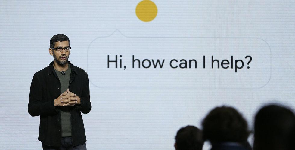 Googles vd ska förhöras i den amerikanska kongressen