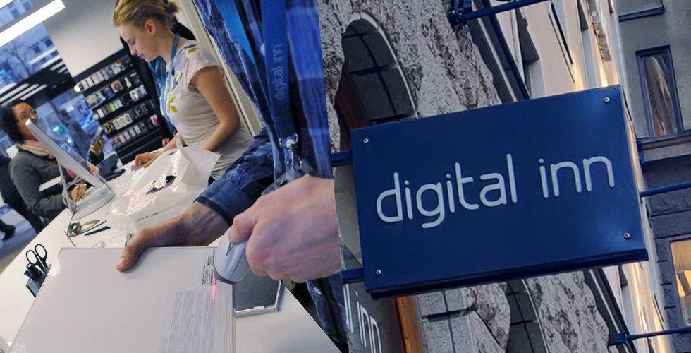 Tungt bakslag för Digital Inn – nu hotar konkurs