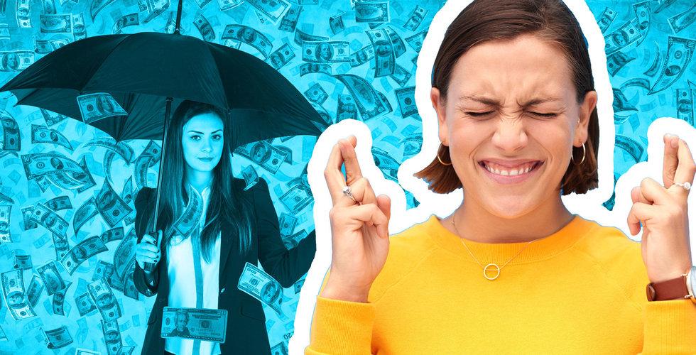 Miljonregn över anställda på Tink – om affären går i lås