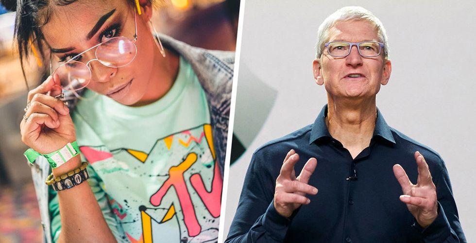 Apple Music lanserar tv-kanal med musikvideos