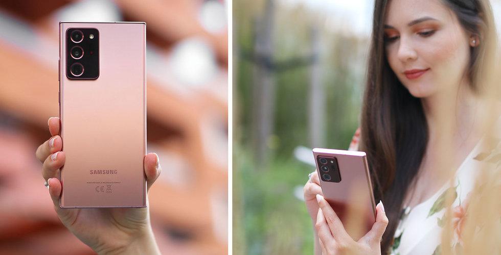 Jobba, spela, filma, anteckna – här är nya smartphonen som har allt