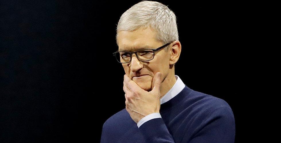 Apple kan utöka återköp med upp emot 100 miljarder dollar