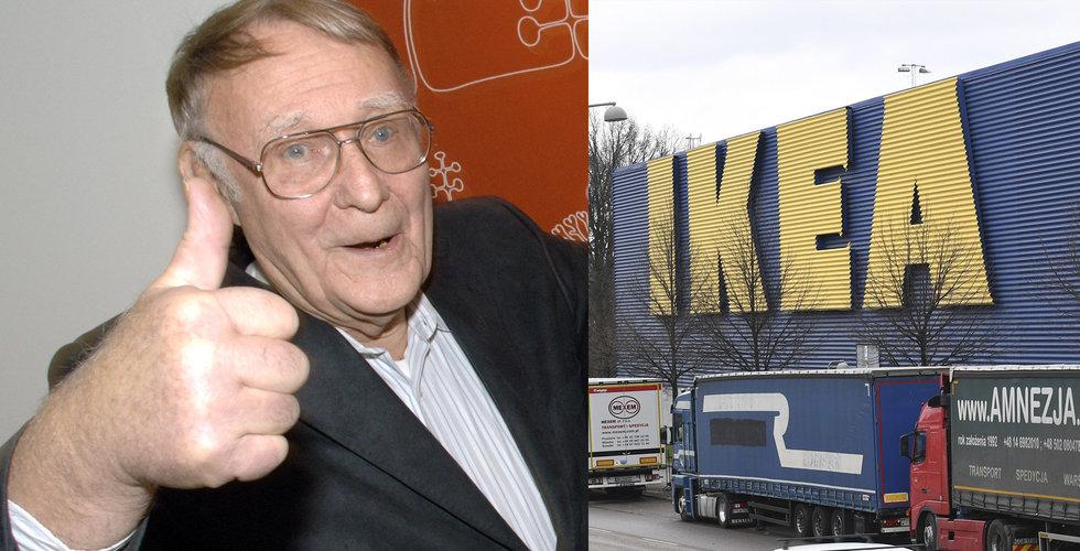 Ikeas digitala handel fortsätter växa – drar in över 600 miljoner i Sverige