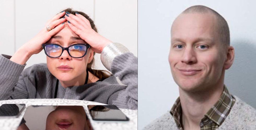 Werlabs-grundaren har bytt blodanalyser mot psykologer i mobilen