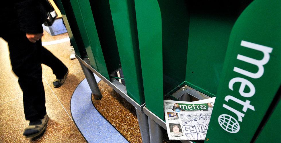 """Metros ägare hotar stämma Kinnevik – """"Kräver 300 miljoner"""""""