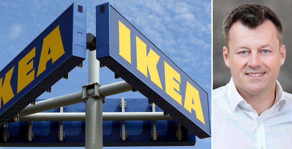 Breakit - Ikea-chefen: Vi ligger efter på nätet – nu väntar fler uppköp
