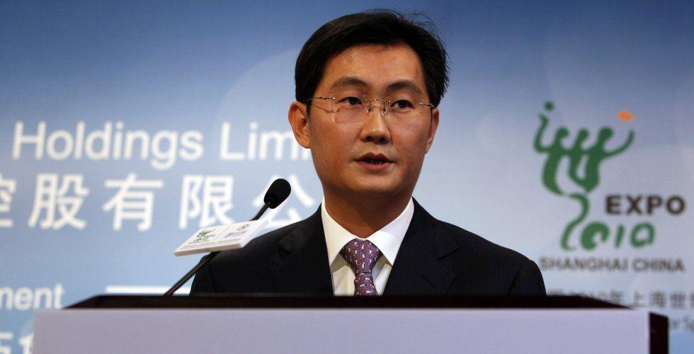 Tencent redovisar högre vinst än väntat i tredje kvartalet