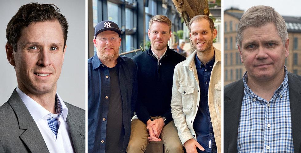 Partinc Capital ska shoppa (minst) 10 svenska Saas-bolag – här är första köpet