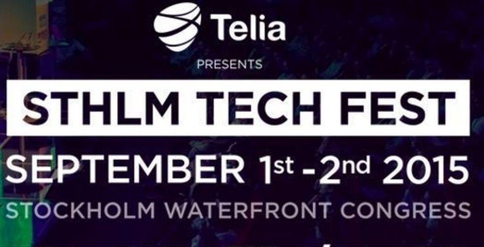 Stockholm Tech Fest låter kvinnor bestämma biljettpriset själva