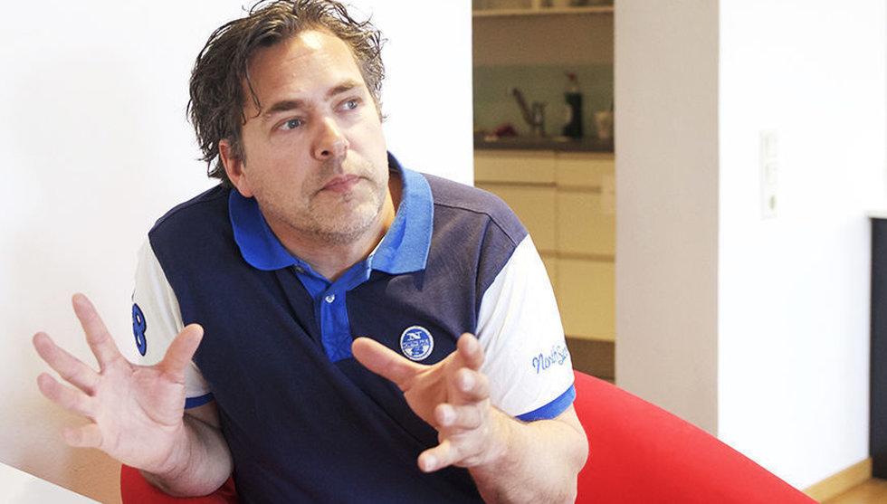 Adlibris-grundaren Pär Svärdson köper in sig i jakt- och fiskesajter
