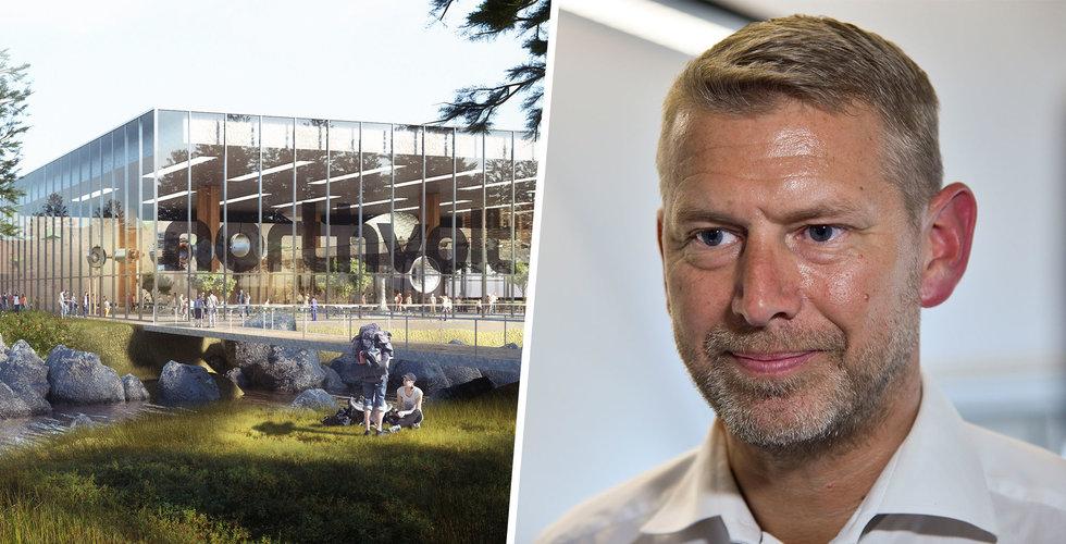 Brist på experter kan hota Northvolts jättefabrik i Skellefteå