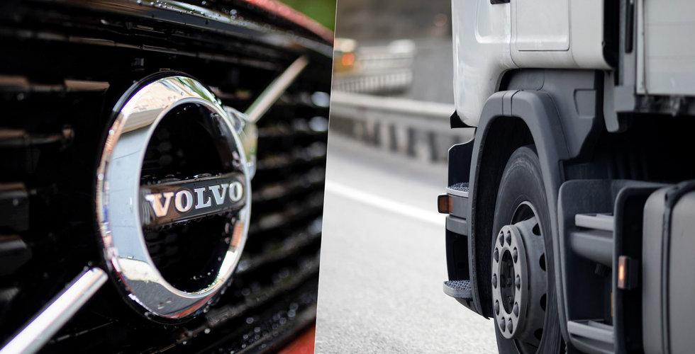 Volvo stoppar produktionen i Sverige – permitterar 20.000 anställda