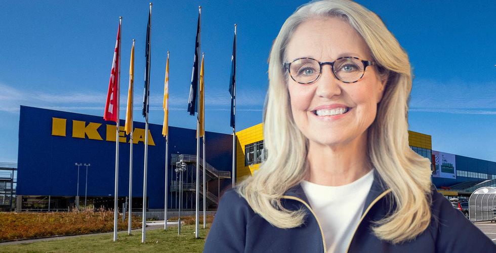 Lena Herder blir ny landschef för Ikea i Sverige