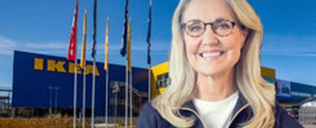 """Breakit - Hon blir ny landschef för Ikea i Sverige: """"Känns helt fantastiskt"""""""