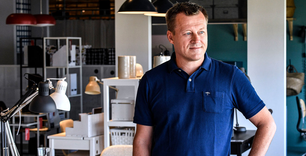 Ikea-chefen Jesper Brodin om arbetet med e-handel, digitalisering och Ingvar Kamprad