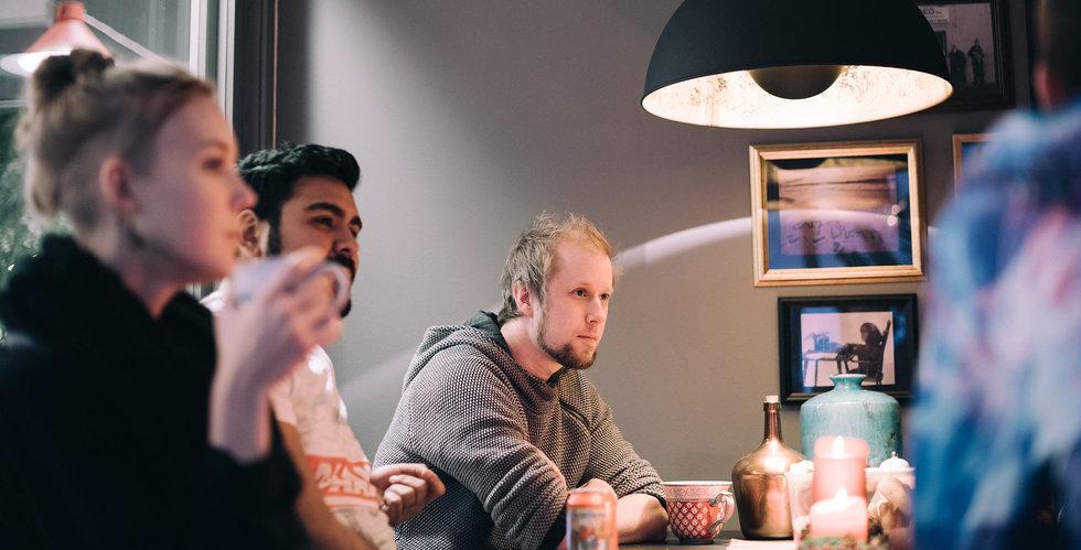 Coffee stain köper upp spelutvecklarna Gone north games
