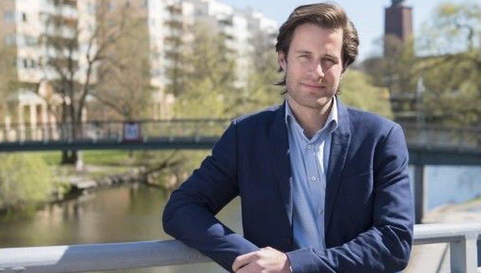 Breakit - Michael Thunell kliver in som ny Sverigechef på Garantibil