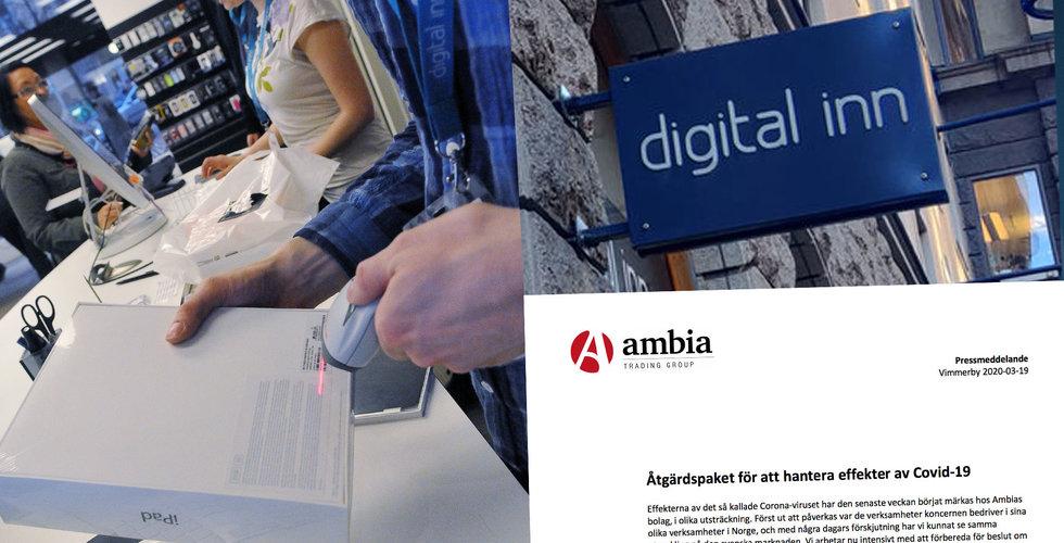 """Digital Inn i rekonstruktion: """"Längre tid av utmaningar"""""""